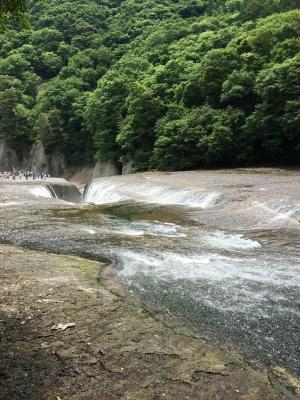 0703吹割の滝2