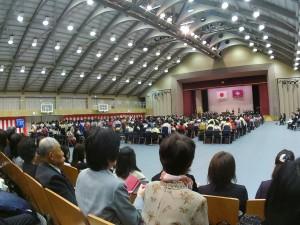 0315卒業式・修了式