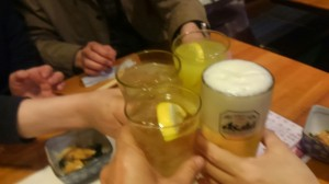 0406乾杯