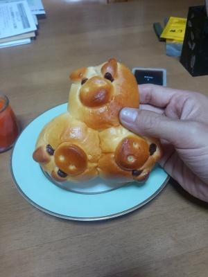 0601三匹のこぶたパン