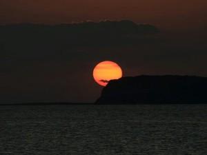 0611夕陽