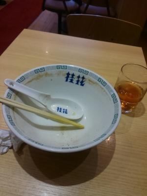 0622桂花ラーメン