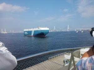 0805自動車専用船
