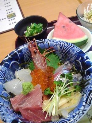 20200714海鮮丼